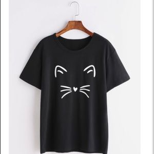 😺Brand New Cute Cat Shirt!